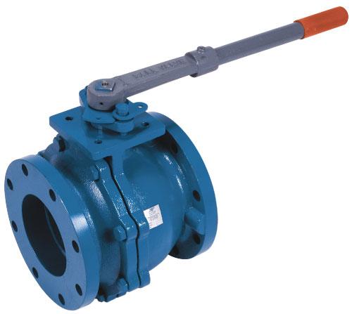 Cast iron full port ball valves sure flow equipment inc