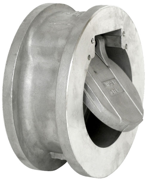 Csw ssmir wafer swing check industrial strainers