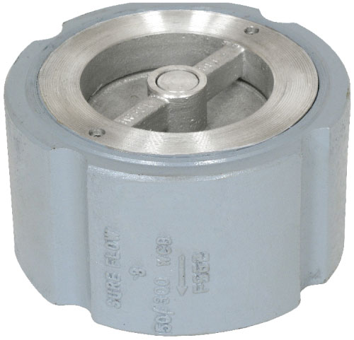 Sure Flow CW150 Steel Silent Wafer Check Valves