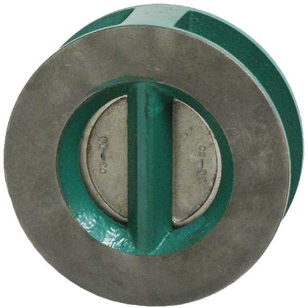 Cast Iron Wafer Double Door Check Valve