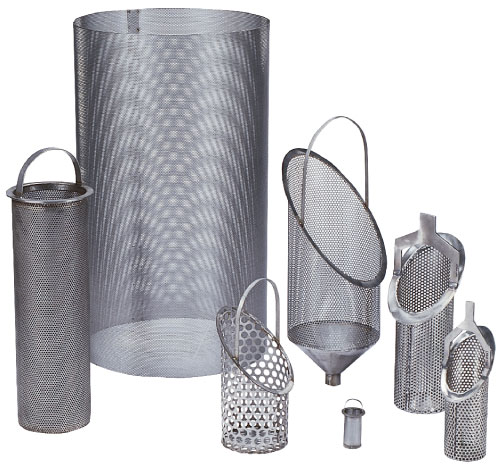 Custom Strainers and Screens
