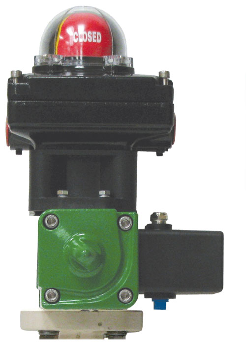 Sure Flow Electric or Pneumatic Actuators Butterfly Valve