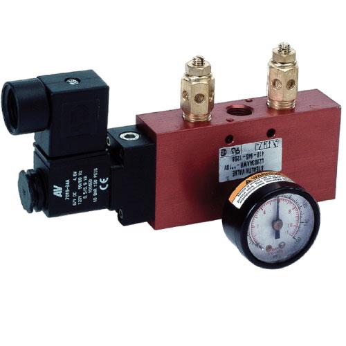 Sure flow pneumatic actuators butterfly valve