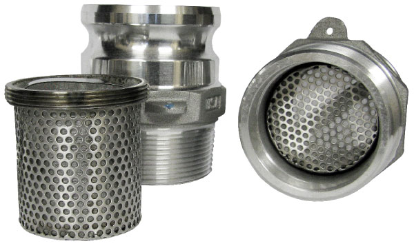 Custom strainer screens industrial strainers check