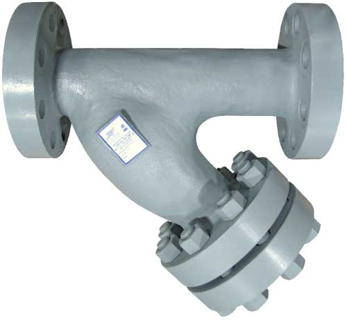 Sure Flow Class 1500 ASME Flanged Cast Y Strainers are available in both Carbon Steel and Stainless Steel with Class 1500 Flanged or RTJ End Connections Y Strainers.
