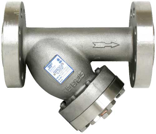 Sure Flow Class 600 ASME Flanged Cast Y Strainers are available in both Carbon Steel and Stainless Steel, providing economical protection for Water, Oil or Gas service.