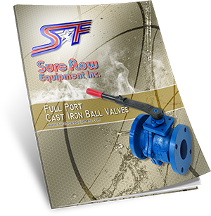 PDF of Full Port Cast Iron Ball Valve Catalog Sure Flow