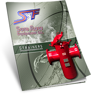 Sure Flow Strainers Catalog cover image