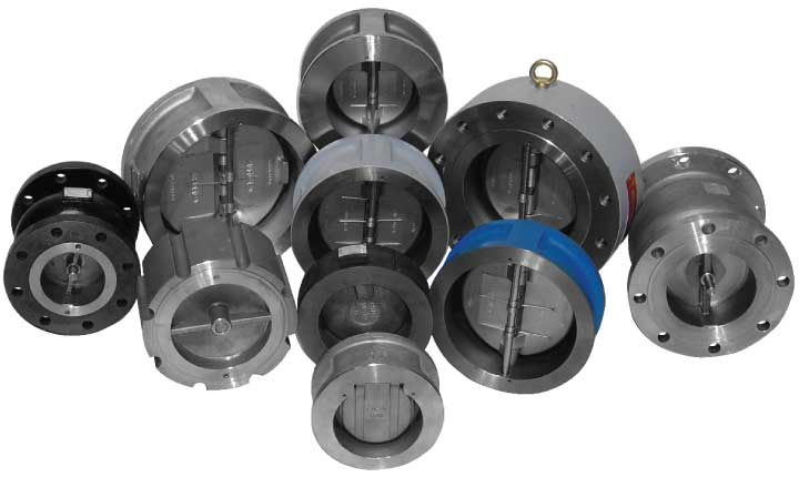 lighter retainerless check valves FE Series Sure Flow