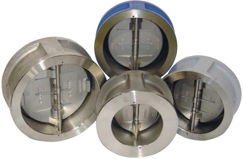 Compact non slam tight check valves sure flow