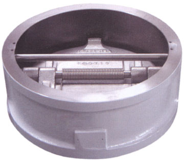 wafer style body check valve spring Sure Flow