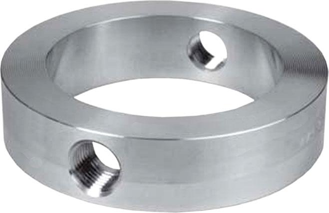 Bleed Ring and Flushing Ring