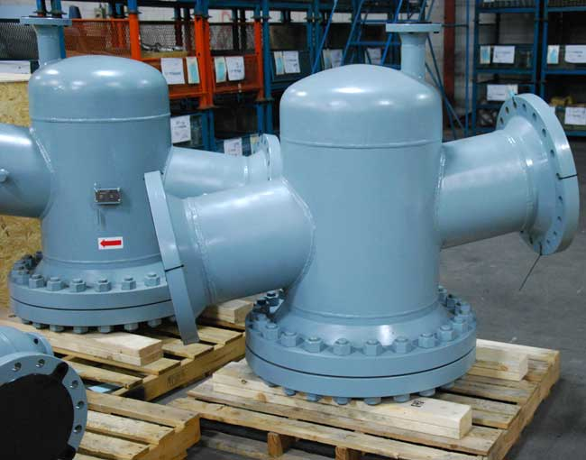 baskets strainers ready to ship Sure Flow Equipment