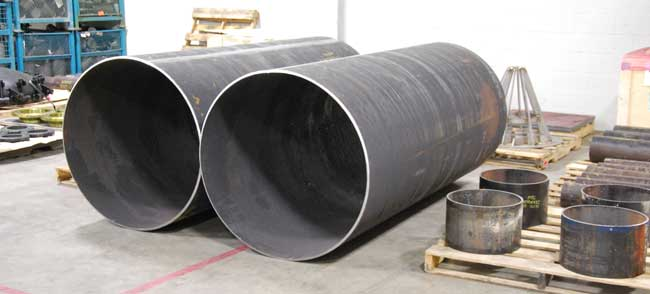 raw material steel for strainers Sure Flow