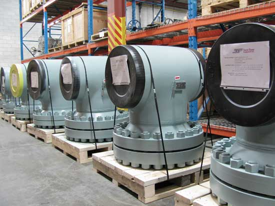 TW High Pressure Tee Strainers ready to ship